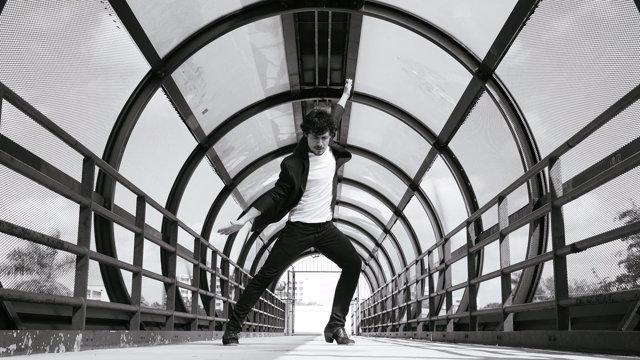 El bailaor español Jesús Carmona