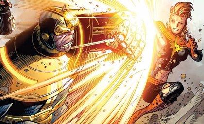Descubierta otra referencia a Capitana Marvel en Infinity War