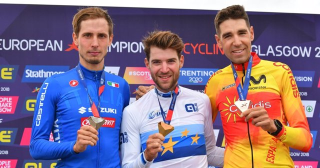 David Valero mountain bike bronce Europeo