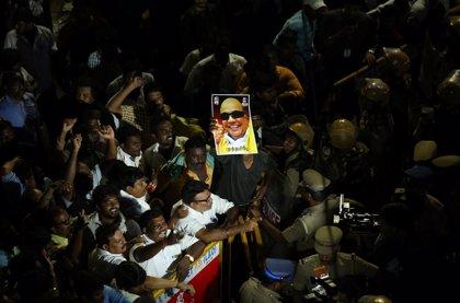 Fallece el icono político indio M. Karunanidhi a los 94 años