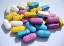 Pastillas, píldoras, fármacos