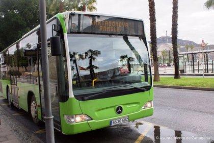 Murcia registra el segundo mayor aumento porcentual en el número de viajeros en autobús en junio