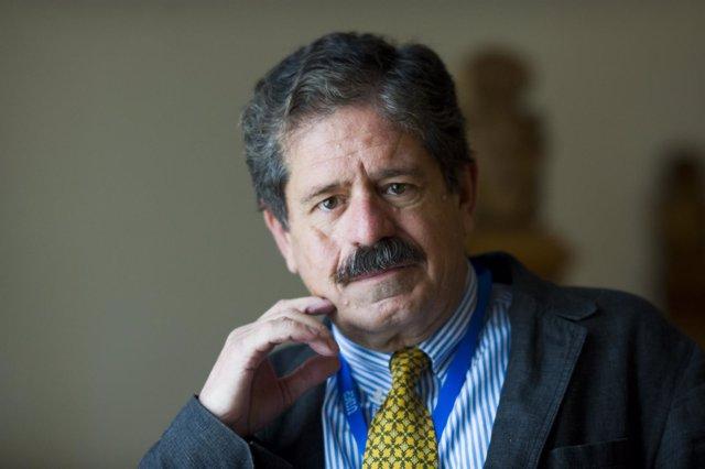 El investigador Manuel Carlos López López