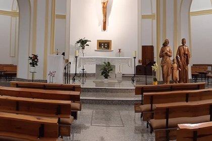 Las Hermanitas de los Pobres de Málaga reabren su capilla de la residencia de ancianos