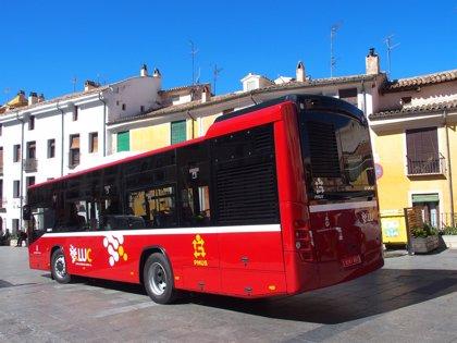 El número usuarios de transporte urbano por autobús desciende en Castilla-La Mancha un 1,8% en junio
