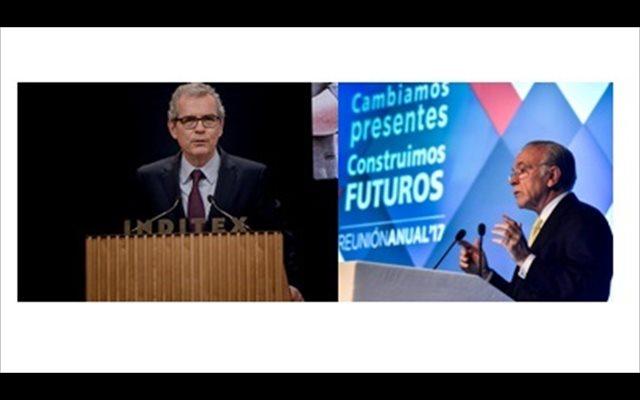 Isidre Fainé (la Caixa) y Pablo Isla (inditex), directivos líderes en RSE según un estudio