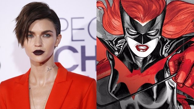 Ruby Rose Y Batwoman