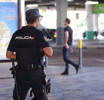 Detenido el presunto autor de cinco atracos en Madrid