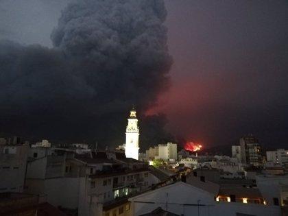 Gandia abre una oficina para atender a los afectados por el incendio y pedirá la declaración de zona de emergencia