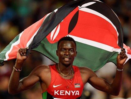 Fallece el keniano Nicholas Bett, campeón mundial de 400 metros vallas en 2015, en accidente de tráfico