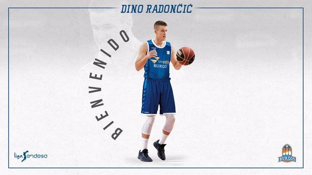Dino Radoncic San Pablo Burgos