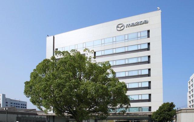 Sede de Mazda