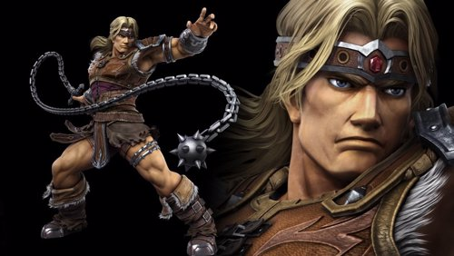Simon Belmont, nuevo luchador de Super Smash Bros. Ultimate
