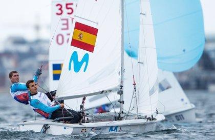 España consigue plaza para Tokio 2020 en 470 masculino y femenino