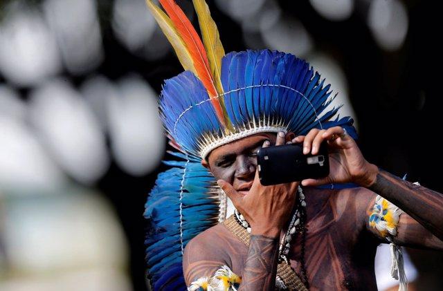 México está muy desfasado en materia de pueblos indígenas: Natalio Hernández