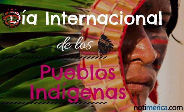 Conmemoran Día Internacional de los Pueblos Indígenas en Cancuc