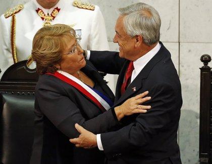 Piñera felicita a Bachelet tras su nominación como jefa de DDHH de la ONU