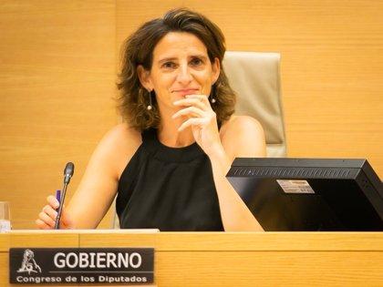 La ministra Teresa Ribera participa esta tarde en el X Foro Menorca Illa del Rei