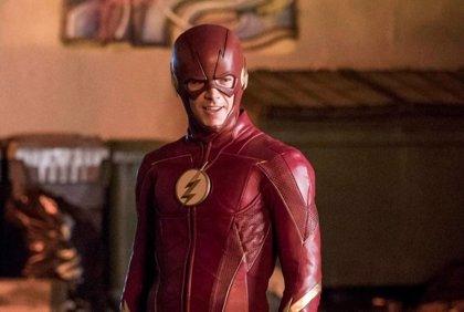 Filtrado el nuevo traje de The Flash en la 5ª temporada
