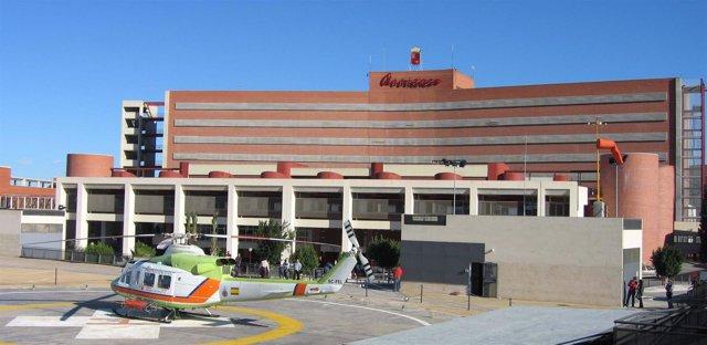 El Hospital Universitario Virgen de la Arrixaca de Alcantarill