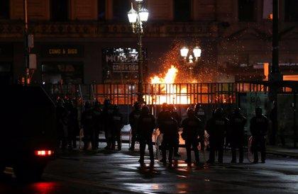 Al menos ocho detenidos por disturbios tras el 'no' del Senado argentino a la despenalización del aborto