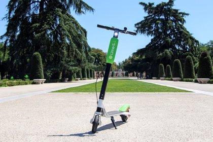 Desembarca en Madrid un nuevo servicio de patinete eléctrico de alquiler
