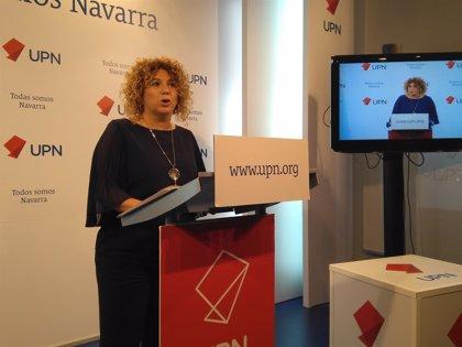 """UPN ve """"inaceptable"""" el """"retraso"""" en el inicio de las obras del sector Arga IV del Canal de Navarra"""