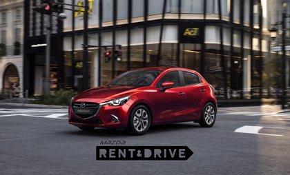 Mazda lanza el servicio de renting para particulares y autónomos