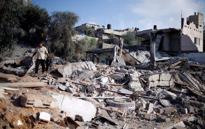 Las milicias palestinas se ofrecen a parar los ataques si Israel también se repliega