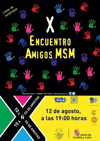 El MSM, en su décimo aniversario, brinda este domingo un homenaje a su millar de socios