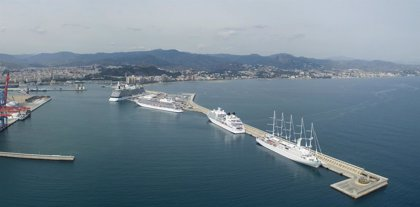 Málaga, tercer destino del Mediterráneo Occidental para el crucerista, según Cruise Critic