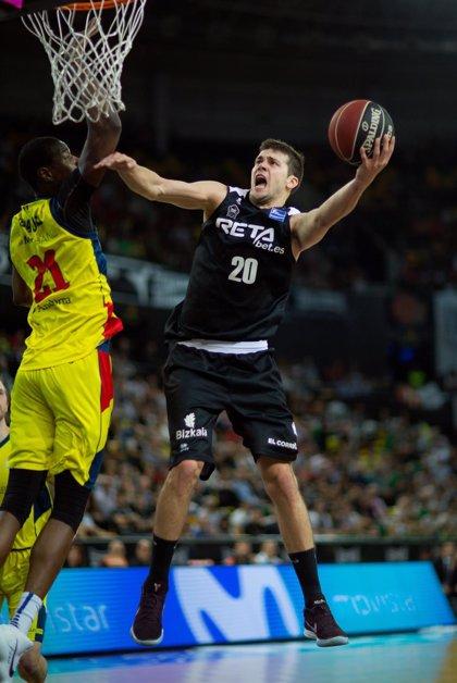 Dejan Todorovic abandona el Bilbao Basket y firma por el UCAM Murcia