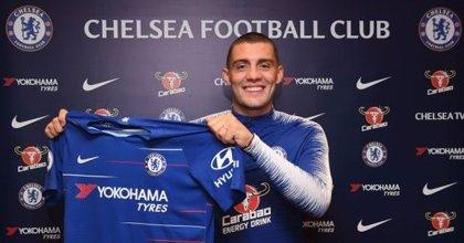 """Kovacic: """"Estoy realmente feliz y emocionado de estar en el Chelsea"""""""