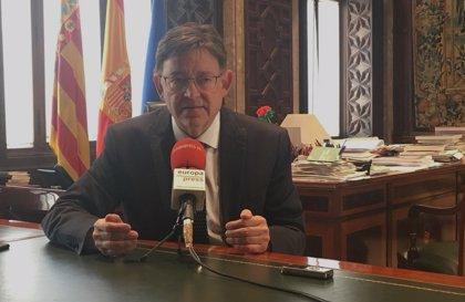"""Puig sobre Casado: """"No se dan las condiciones para que una persona con este lastre sea candidato a presidente de España"""""""