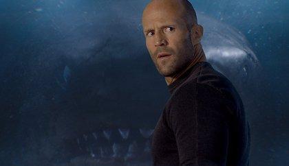 """Jason Statham protagoniza Megalodón: """"Los tiburones son unos incomprendidos"""""""