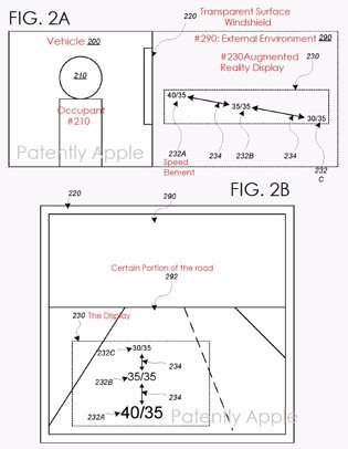 Sistema de Realidad Aumentada patente Apple