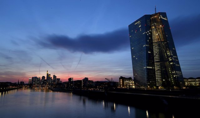 Banco Central Europeo sede recurso