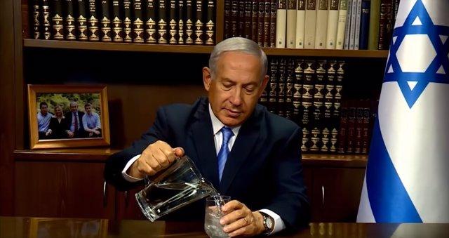Netanyahu promete a los iraníes que les ayudará contra la sequía