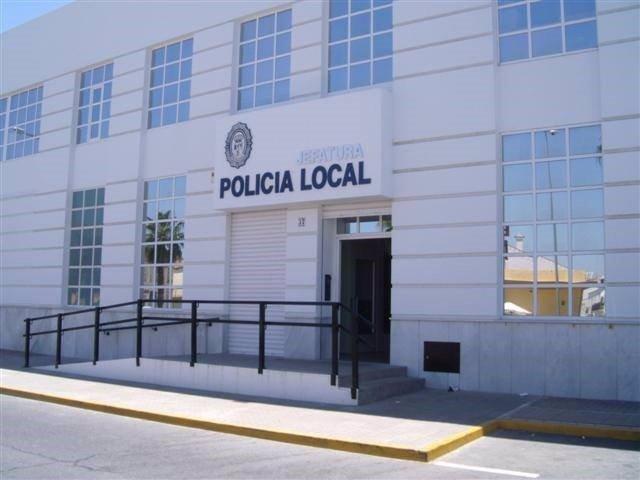 Jefatura de la Policía Local de Lepe (Huelva)