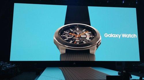 Nuevos relojes inteligentes Samsung Galaxy Watch