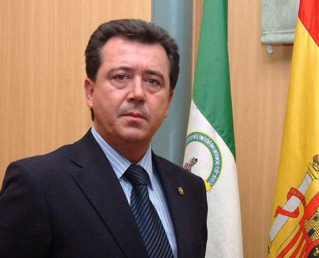El alcalde de Linares, Juan Fernández, en una imagen de archivo.