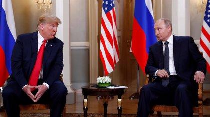 """Rusia dice que las sanciones atentan contra la """"atmósfera constructiva"""" generada por Trump y Putin"""