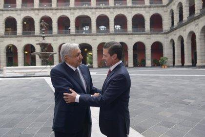 Peña Nieto y López Obrador se reúnen para hablar sobre el proceso de transición en México