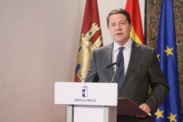 Emiliano García-Page, presidente de C-LM