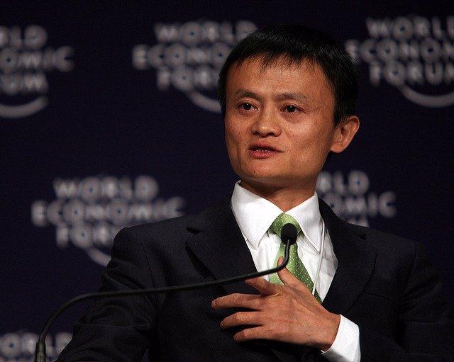 Jack Ma Yun, Presidente De