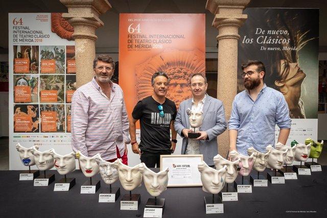 Colección de cerámicas creada por el proyecto artístico Ars Fatum