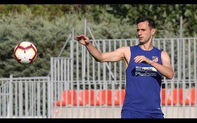 Kalinic lucirá el número '9' que dejó vacante Fernando Torres