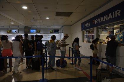 Normalidad en Madrid-Barajas pese a la huelga de pilotos de Ryanair
