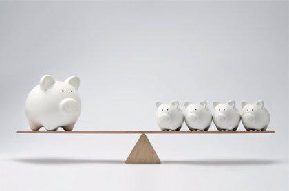 Casi la mitad de la renta en las familias españolas se destina al pago de la vivienda