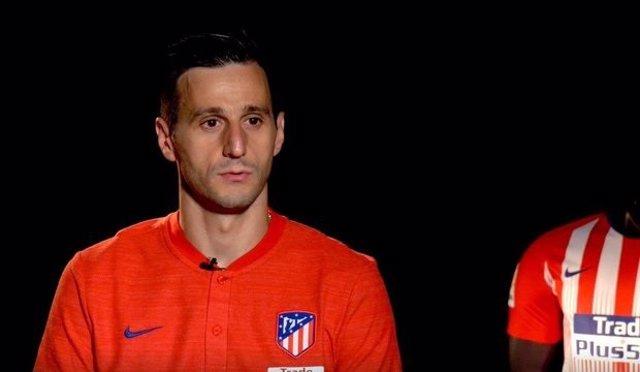 Niko Kalinic Atlético